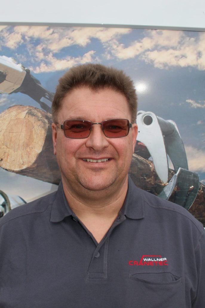 Wolfgang Wallner